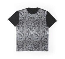 Pirate jumble BW Graphic T-Shirt