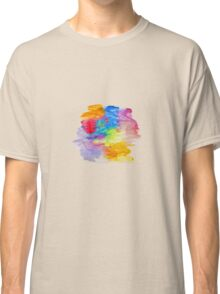 The pattern of colored spots. Classic T-Shirt