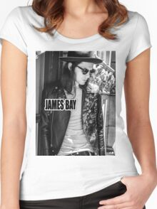 JAMES BAY Women's Fitted Scoop T-Shirt
