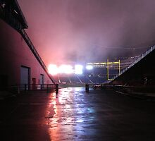 Gillette Stadium by NuttyTwitchy22