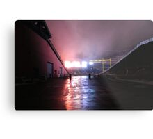 Gillette Stadium Metal Print