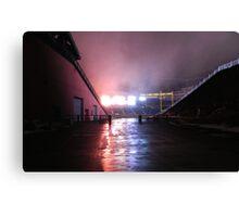 Gillette Stadium Canvas Print