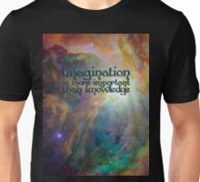 Einstein Unisex T-Shirt