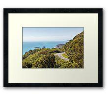 Queenstown Roadtrip Framed Print
