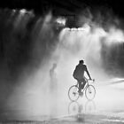 Urban shower art  by Cecily  Graham