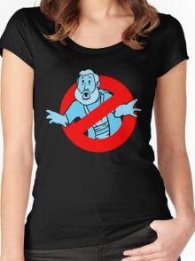 Force GhostBusters Women's Fitted Scoop T-Shirt