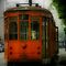 Trolley cars, trams, and cable cars