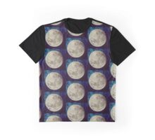 Once In A Blue Moon Graphic T-Shirt