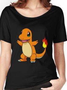 Charmander - Pokemon Women's Relaxed Fit T-Shirt