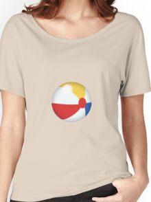 Big Beach Ball Women's Relaxed Fit T-Shirt