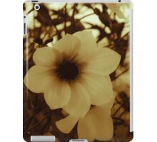 Blooms of Summers Past iPad Case/Skin