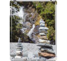 Fantail Falls, West Coast - New Zealand iPad Case/Skin