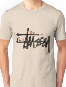 STUSSY - BOMBERMAN GRAFITI Art #MP Unisex T-Shirt