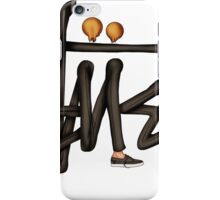 STUSSY - BOMBERMAN GRAFITI Art #MP iPhone Case/Skin