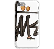 STUSSY - BOMBERMAN GRAFITI Art #MP iPhone Case/Skin