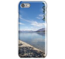 Lake Wakatipu  iPhone Case/Skin