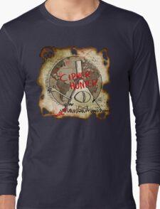 Cipher Hunt Long Sleeve T-Shirt