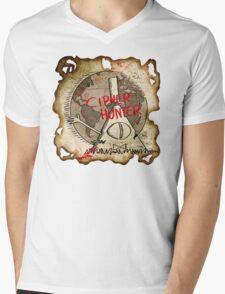 Cipher Hunt Mens V-Neck T-Shirt