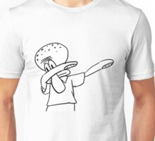 Dab Squidward Unisex T-Shirt
