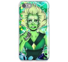 Peridot: Leader of the Crystal Gems iPhone Case/Skin