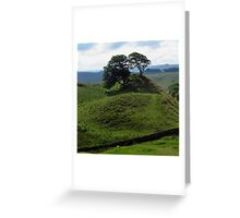 The Pennine Way, Northumberland Greeting Card