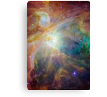 Galaxy Rainbow v2.0 Canvas Print