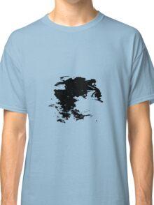 Pattern of black spots. Classic T-Shirt