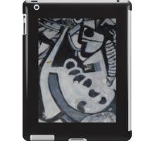 Pirate BW iPad Case/Skin