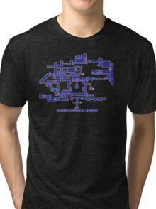 SOTN Map Tri-blend T-Shirt