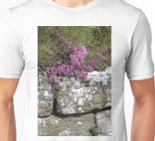 Thyme - Hadrian's Wall Unisex T-Shirt