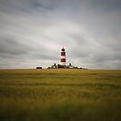 Happisburgh Lighthouse by Ursula Rodgers