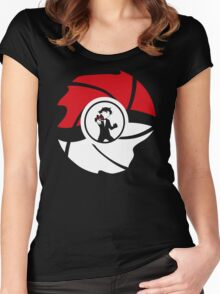 From Pallet Town With Love parody Women's Fitted Scoop T-Shirt