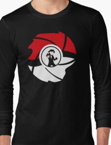From Pallet Town With Love parody Long Sleeve T-Shirt