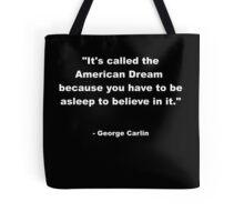 George Carlin Tote Bag