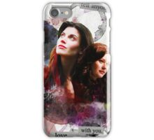 Red Beauty iPhone Case/Skin