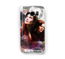 Red Beauty Samsung Galaxy Case/Skin