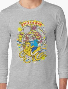 Adventure Time Zombie Long Sleeve T-Shirt