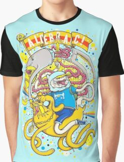 Adventure Time Zombie Graphic T-Shirt