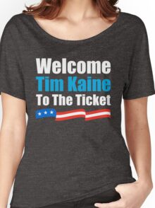 Hillary Kaine Women's Relaxed Fit T-Shirt