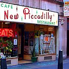 New Piccadilly by kathy archbold