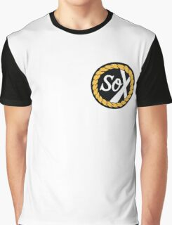 sox chance the rapper Graphic T-Shirt