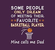 BASKETBALL DAD T-shirt Unisex T-Shirt