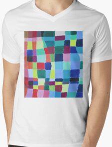 Estudio color Mens V-Neck T-Shirt
