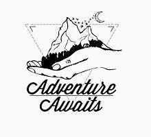 Adventure Awaits  Mens V-Neck T-Shirt