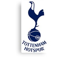 Tottenham Hotspur Badge 2016 Canvas Print