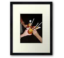 Drinks - Party Framed Print