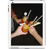 Drinks - Party iPad Case/Skin
