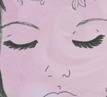 Bastille Girl Sticker