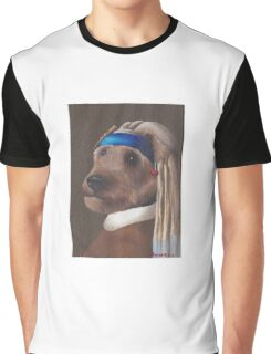Welsh Terrier portrait Graphic T-Shirt