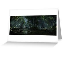 Crysis 3 Greeting Card